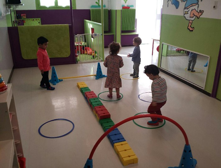 Baby gym (2)